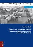 Rüstung und politisches System (eBook, ePUB)