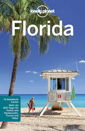 Lonely Planet Reiseführer Florida - Campbell, Jeff
