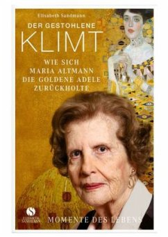 Der gestohlene Klimt - Sandmann, Elisabeth