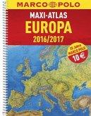 Marco Polo Maxi-Atlas Europa 2016/2017