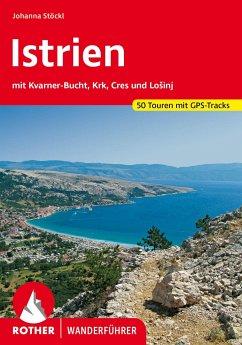 Rother Wanderführer Istrien - Stöckl, Marcus; Stöckl-Pexa, Rosemarie