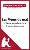 Les Fleurs du mal, « Correspondances », Charles Baudelaire