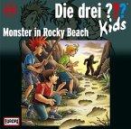 Monster in Rocky Beach / Die drei Fragezeichen-Kids Bd.44 (Audio-CD)