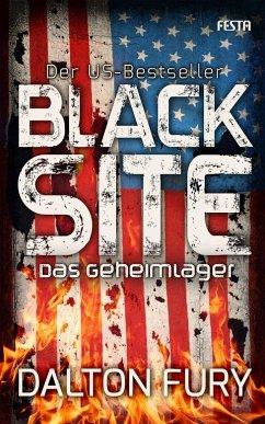 Black Site - Das Geheimlager - Fury, Dalton
