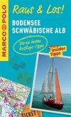 MARCO POLO Raus & Los! Bodensee, Schwäbische Alb