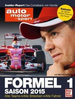 Formel 1 - Saison 2015 - Schmidt, Michael