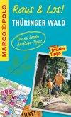 MARCO POLO Raus & Los! Thüringer Wald