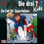 Ein Fall für Superhelden / Die drei Fragezeichen-Kids Bd.45 (Audio-CD)