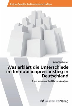 Was erklärt die Unterschiede im Immobilienpreisanstieg in Deutschland