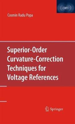 Superior-Order Curvature-Correction Techniques for Voltage References