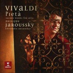 Pietà-Sacred Works For Alto - Jaroussky,Philippe/Ensemble Artaserse