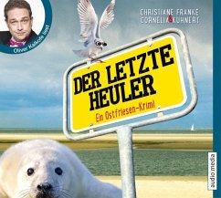 Der letzte Heuler / Ostfriesen-Krimi Bd.2 (4 Audio-CDs) - Franke, Christiane; Kuhnert, Cornelia