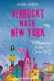 Willkommen in der Chaos-WG / Verrückt nach New York Bd.1 (eBook, ePUB)