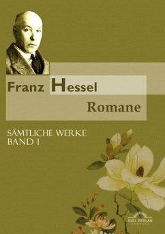 Sämtliche Werke in 5 Bänden 01 Romane (eBook, PDF) - Witte, Bernd