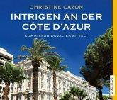 Intrigen an der Côte d'Azur / Kommissar Duval Bd.2 (4 Audio-CDs)