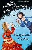 Herzgeflatter im Duett / Die Vampirschwestern Bd.4 (eBook, ePUB)