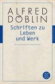 Schriften zu Leben und Werk (eBook, ePUB)