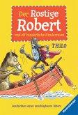 Der Rostige Robert und elf hinderliche Hindernisse (eBook, ePUB)