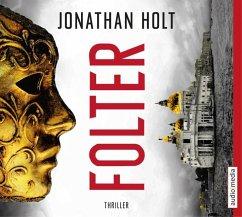 Folter / Capitano Katerina Tapo Bd.2 (6 Audio-CDs) - Holt, Jonathan