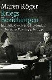 Kriegsbeziehungen (eBook, ePUB)
