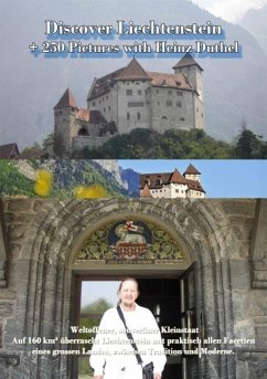 Discover Liechtenstein (eBook, ePUB)