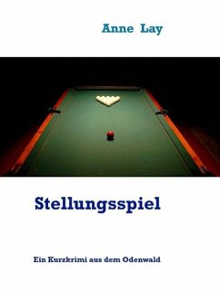 Stellungsspiel (eBook, ePUB)