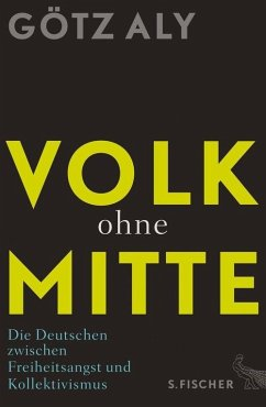 Volk ohne Mitte (eBook, ePUB) - Aly, Götz
