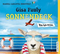 Sonnendeck / Mamma Carlotta Bd.9 (6 Audio-CDs) - Pauly, Gisa