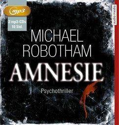 Amnesie / Joe O'Loughlin & Vincent Ruiz Bd.2 (2 MP3-CDs)