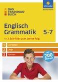 Das Trainingsbuch 5 - 7. Englisch Grammatik