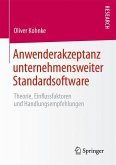 Anwenderakzeptanz unternehmensweiter Standardsoftware