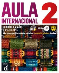 Aula internacional 2. Libro del alumno + Audio-CD (mp3)