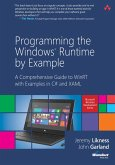 Programming the Windows Runtime by Example (eBook, PDF)