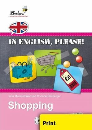 In English, please! Shopping (PR)