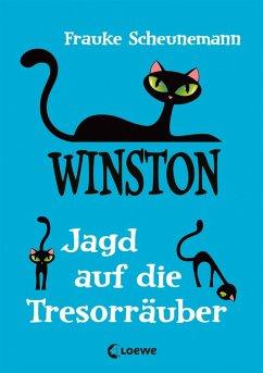 Jagd auf die Tresorräuber / Winston Bd.3 (eBook, ePUB) - Scheunemann, Frauke