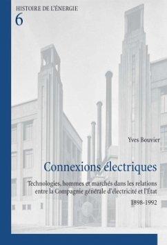 Connexions électriques - Bouvier, Yves
