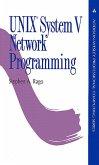 UNIX System V Network Programming (eBook, PDF)