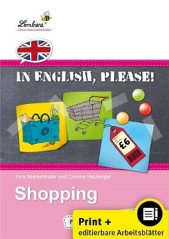 In English, please! Shopping (Set)