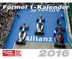 Formel 1-Kalender 2016
