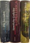 Camões Werke in drei Bänden