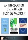An Introduction to Sustainable Business Practices (Collection) (eBook, PDF)