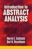 Introduction to Abstract Analysis (eBook, ePUB)