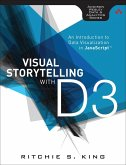 Visual Storytelling with D3 (eBook, PDF)