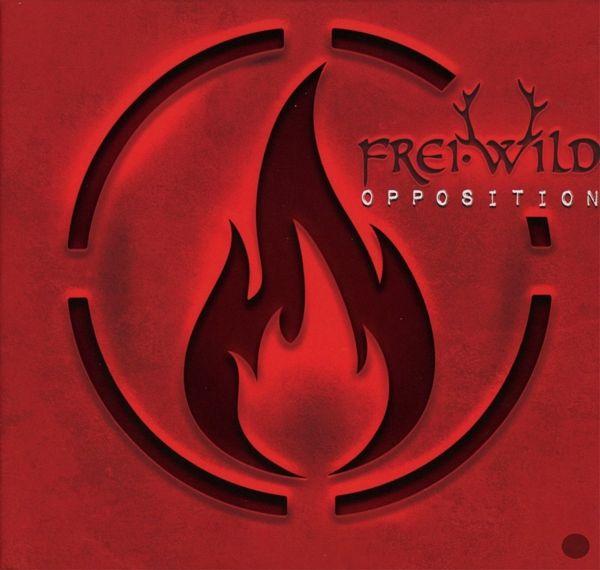 Opposition Deluxe Edition von Frei.Wild auf Audio CD