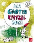 Das Garten-Kritzelbuch (Mängelexemplar)