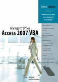 Microsoft Office Access 2007 VBA (eBook, PDF)