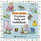Detlev Jöckers 40 schönste Baby- und Krabbellieder, Audio-CD