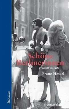 Schöne Berlinerinnen - Hessel, Franz
