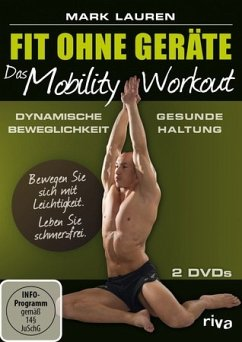 Fit ohne Geräte - Das Mobility-Workout (2 Discs)