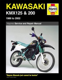 Kawasaki KMX 125 and 200 Service and Repair Manual